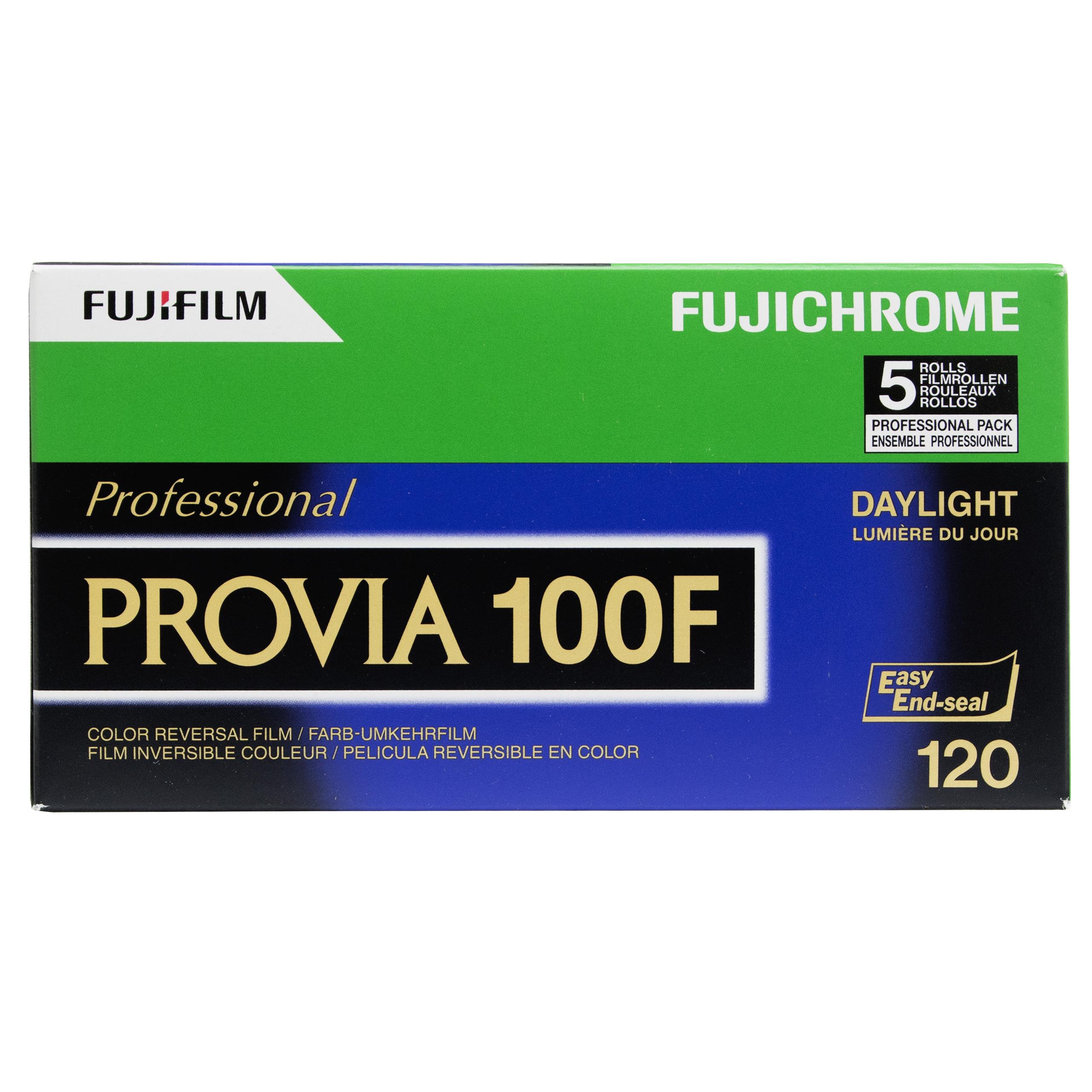Fuji provia f 100 rollfilm 120 einzelner film filme for What is provia
