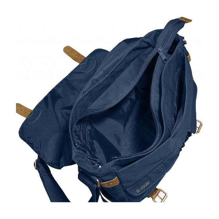 Bild 3 - FJÄLLRÄVEN Övik Shoulder Bag Uncle Blue