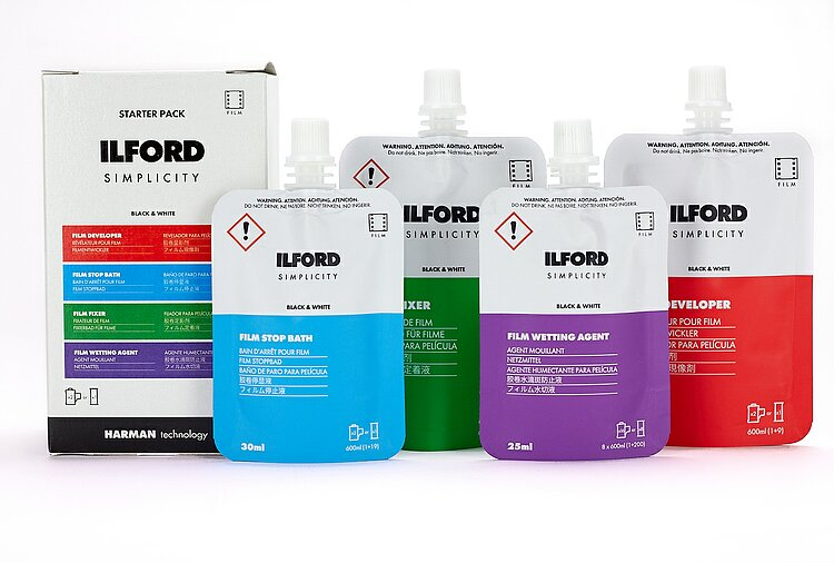 Bild 2 - ILFORD Simplicity Film Kit ROW