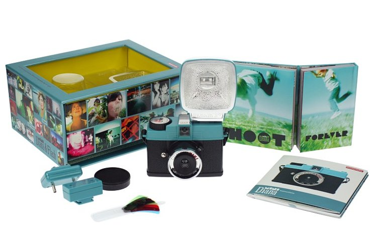 Bild 3 - LOMO Lomography: Diana Mini and Flash package