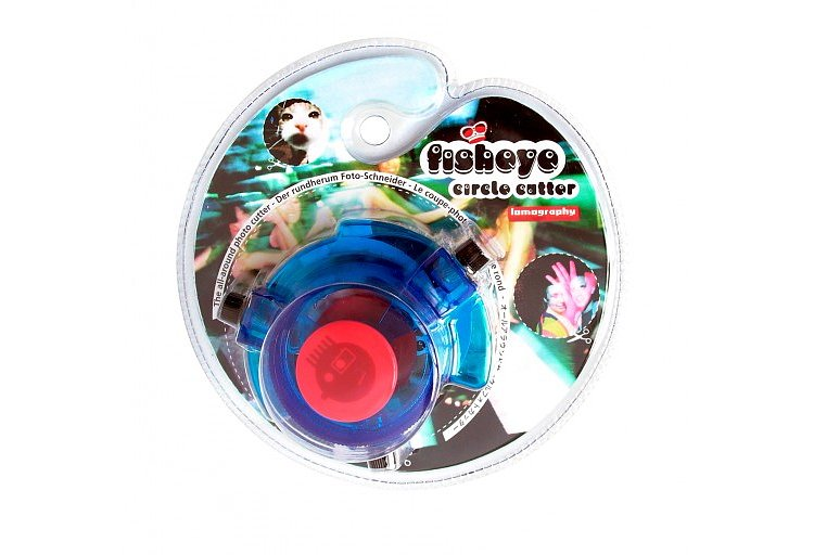 Bild 3 - LOMO Lomography: Fisheye Circle Cutter