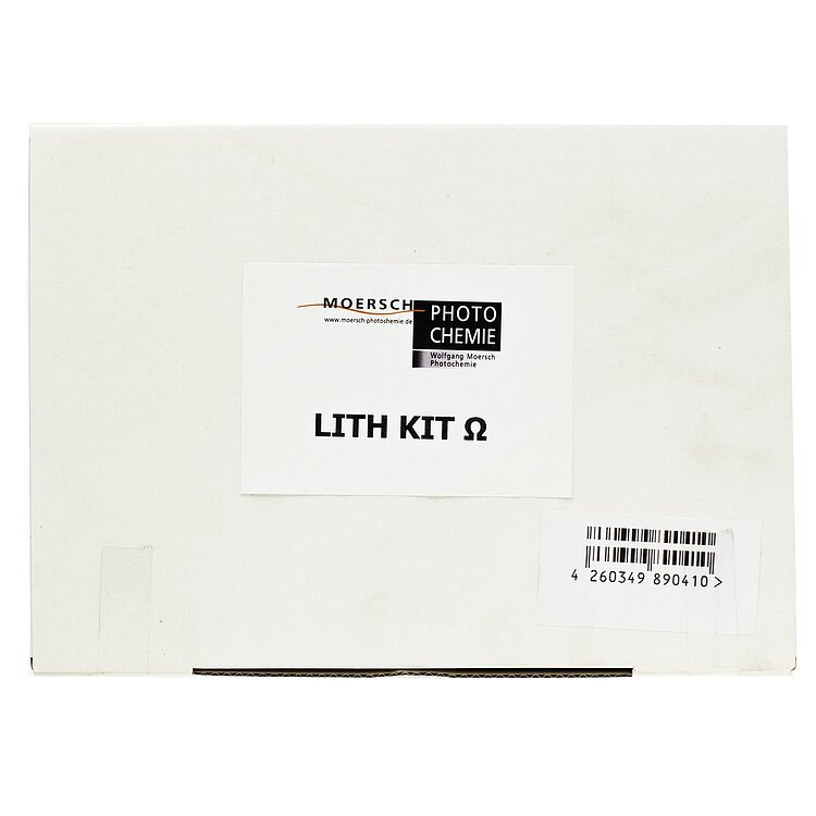 Bild 2 - MOERSCH Lith Omega Kit (500 ml) Easy Lith A/B + 250 ml Omega Additive + 50ml Lith D
