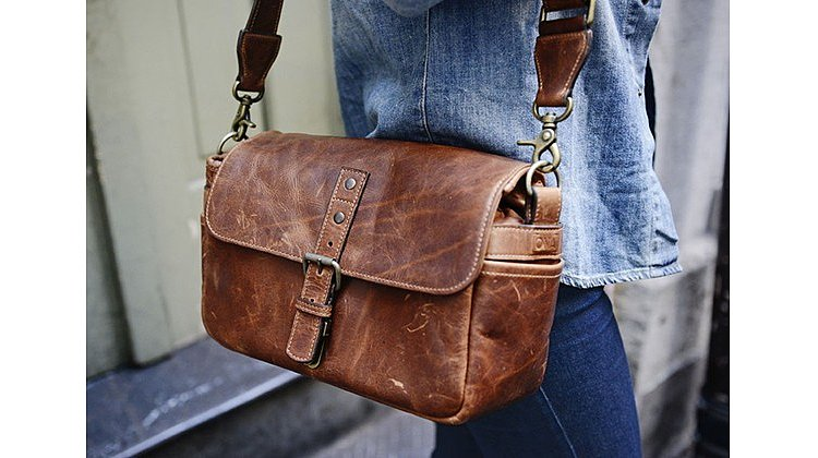 Bild 7 - ONA Bowery Antique Cognac Leather Kameratasche