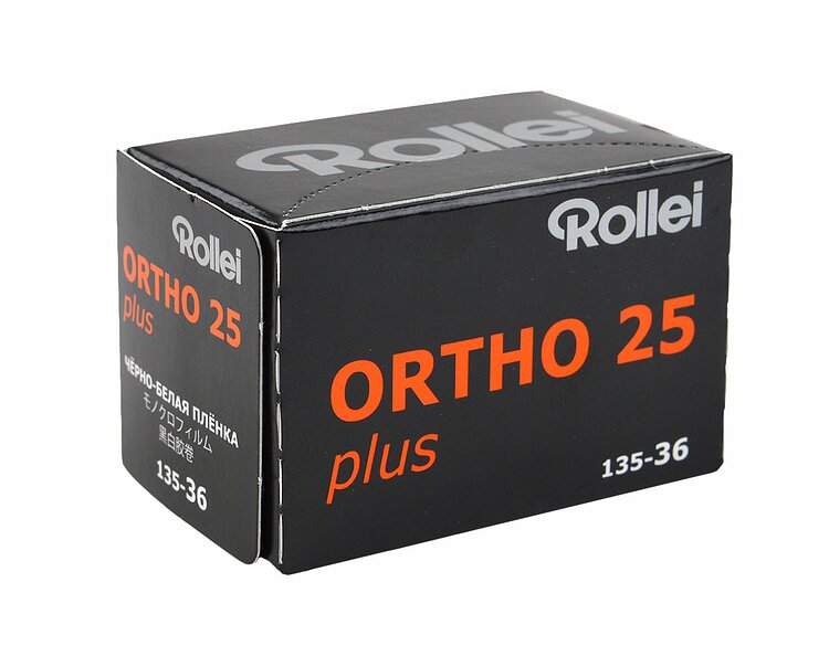 Bild 2 - ROLLEI ORTHO 25 Plus 135/36