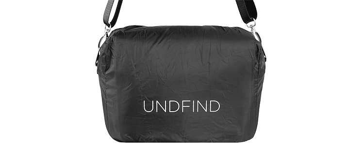 Bild 4 - UNDFIND One Bag 13'' - Smokey Damask