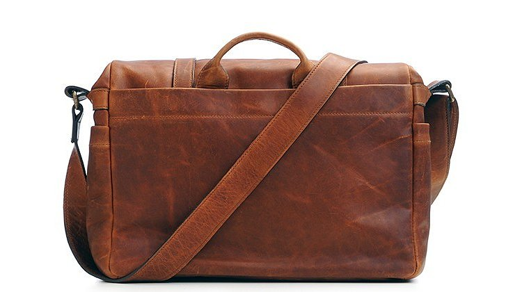 Bild 2 - ONA Brixton Leather Kameratasche (antique cognac)