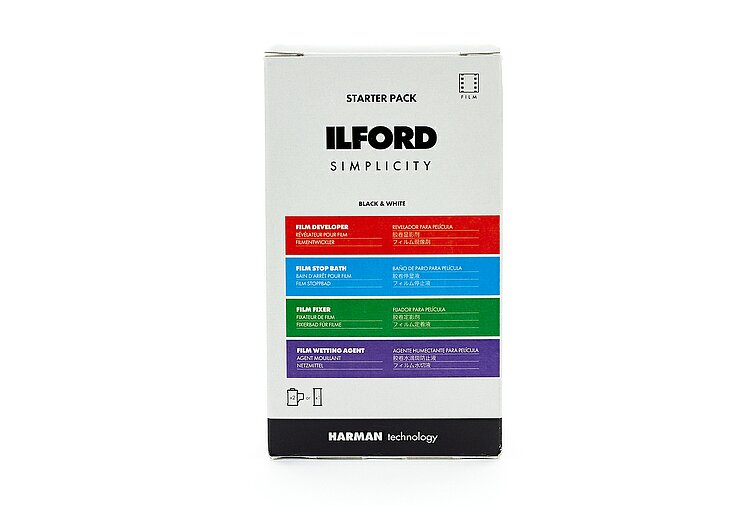Bild 1 - ILFORD Simplicity Film Kit ROW