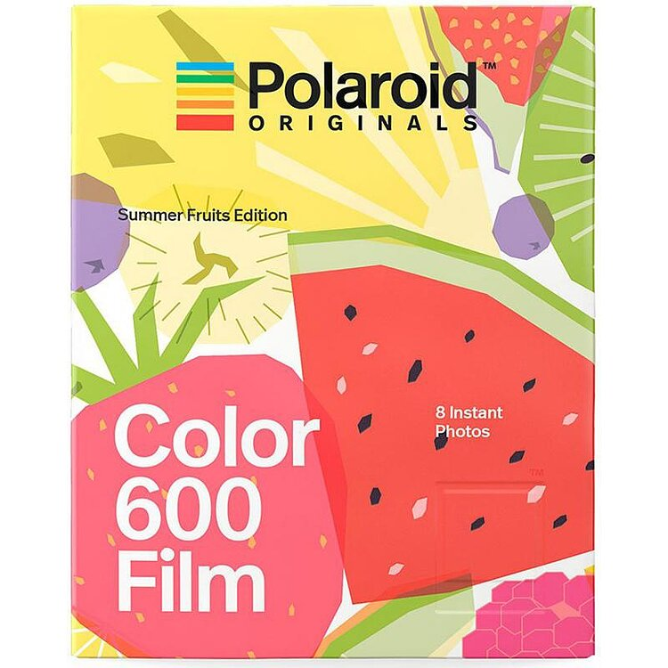 Bild 1 - POLAROID ORIGINALS Color Film for 600 Summer Fruits 8 Aufnahmen