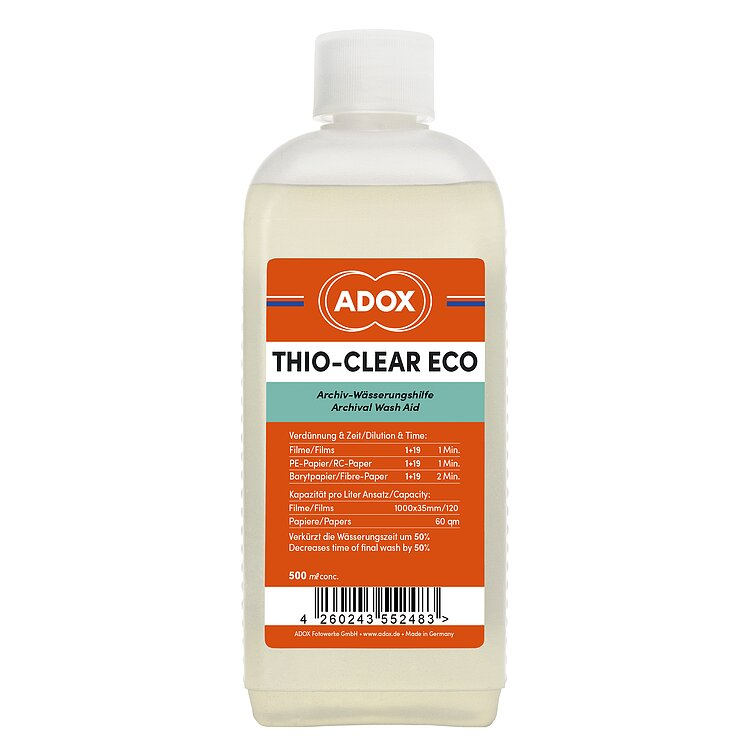 Bild 1 - ADOX THIO-CLEAR ECO 500ml