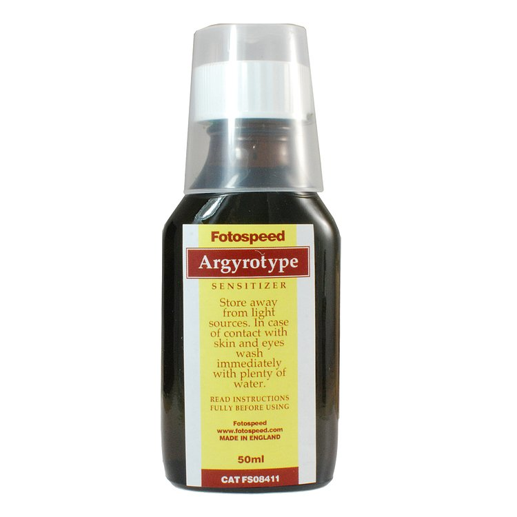 Bild 1 - FOTOSPEED Argyrotype Sensitizer 50 ml Konzentrat