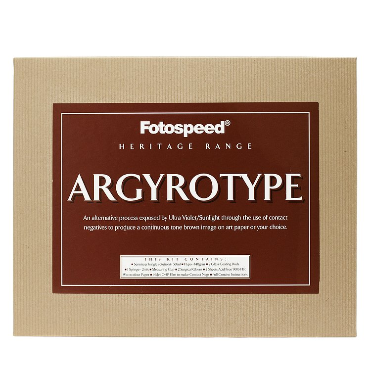 Bild 1 - FOTOSPEED Argyrotype Process Kit