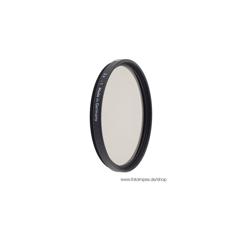 Bild 1 - HELIOPAN Filter grau ND 0,3 - Baj.50/H