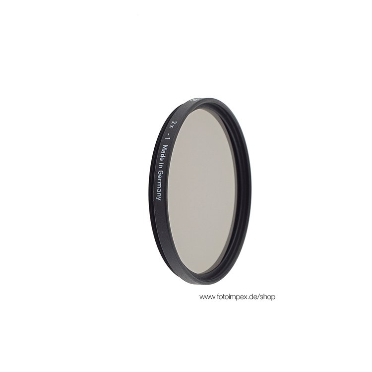Bild 1 - HELIOPAN Filter grau ND 0,6 - Serie 93