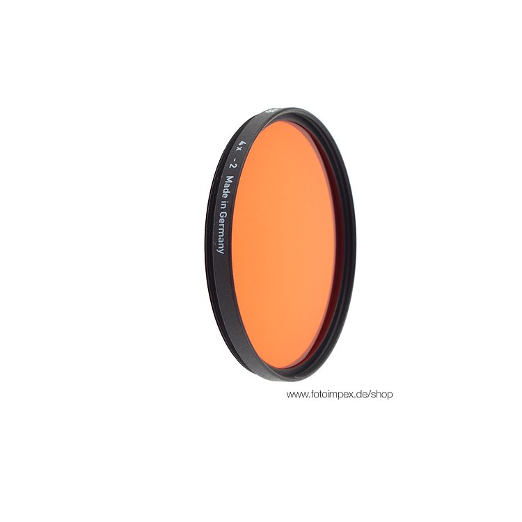 Bild 1 - HELIOPAN Filter orange (22) - Baj.III/2,8