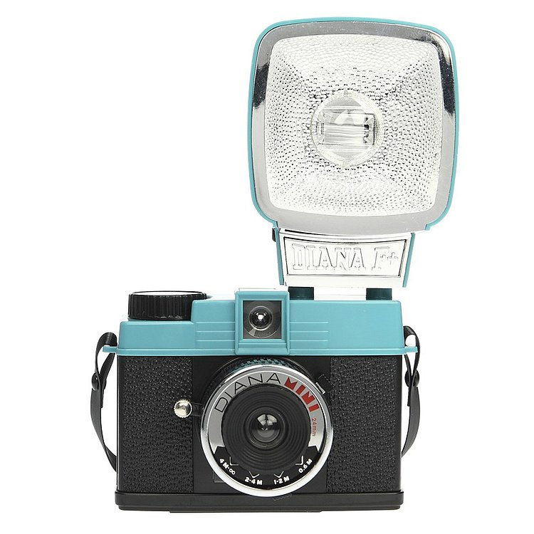 Bild 1 - LOMO Lomography: Diana Mini and Flash package