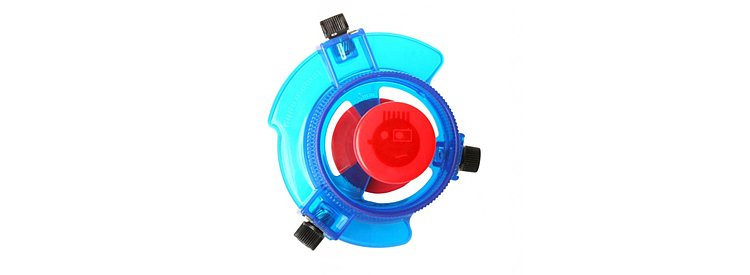 Bild 1 - LOMO Lomography: Fisheye Circle Cutter