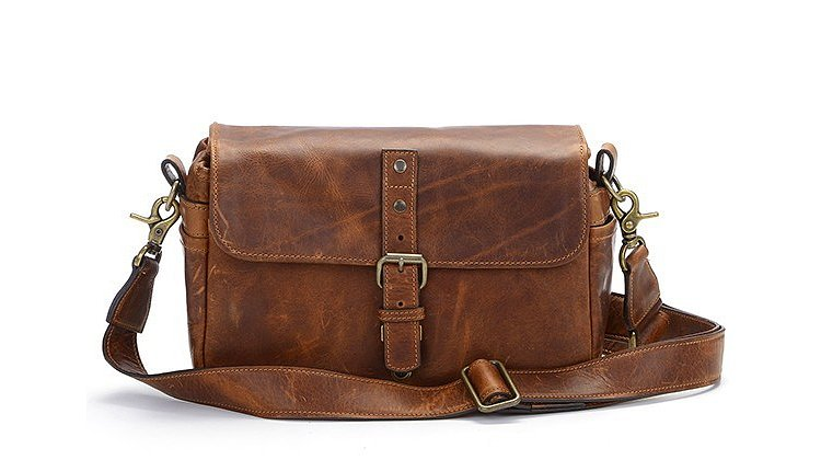 Bild 1 - ONA Bowery Antique Cognac Leather Kameratasche