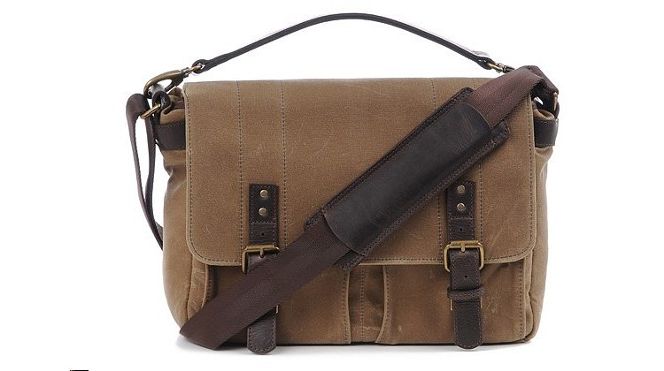 Bild 1 - ONA The Prince Street Canvas Field Tan