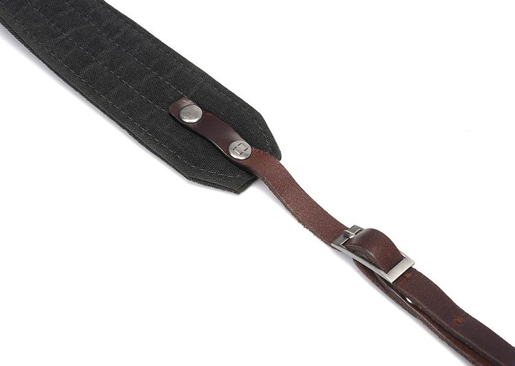 Bild 1 - ONA The Presidio Black Camera Strap