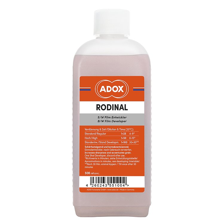 ADOX Rodinal 500 ml Concentrate