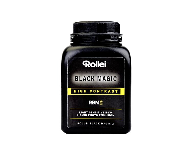 Bild 1 - ROLLEI RBM Black Magic 2 Grade 3, 300 ml