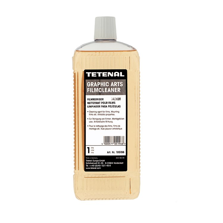 Bild 1 - TETENAL Graphic Arts Film Cleaner 1 Liter