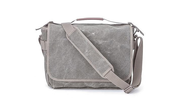 Bild 1 - THINKTANK Retrospective 13L Pinestone Cotton Canvas Laptoptasche 13