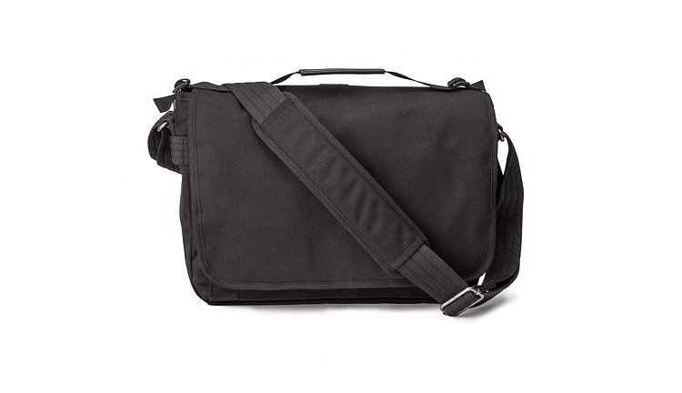 Bild 1 - THINKTANK Retrospective 15L Black Poly Canvas Laptoptasche 15