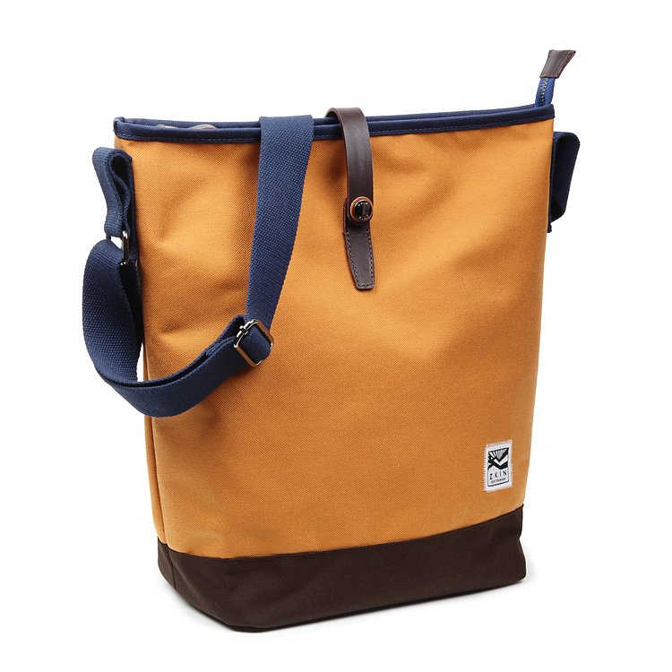 Bild 1 - ZKIN Getaway Obia Orange-Brown