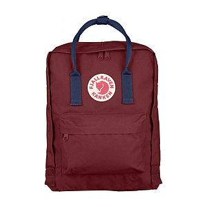 FJÄLLRÄVEN Kanken Ox Red/ Royal Blue