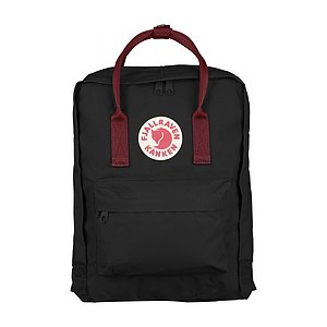 FJÄLLRÄVEN Kanken Black/ Ox Red