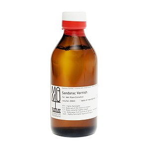 MAMUTPHOTO Sandarac Varnish 250 ml Konzentrat