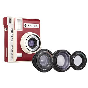 LOMO Instant Automat & Lenses - South Beach Kameras Set