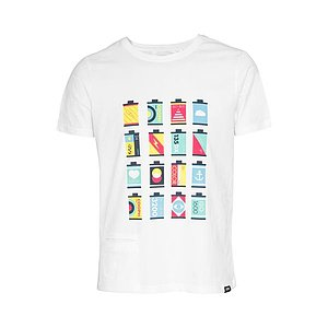 COOPH T-Shirt CANISTERS Off-White (Gr. L)