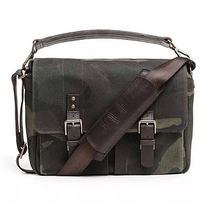 ONA Prince Street Camouflage Kameratasche Limited Edition