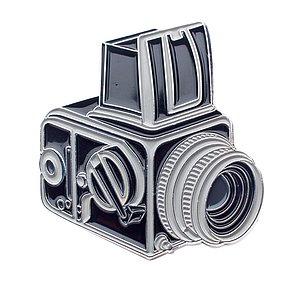 OFFICIAL EXCLUSIVE Hasselblad Anstecknadel / Pin