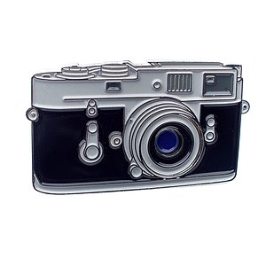 OFFICIAL EXCLUSIVE Classic Rangefinder Anstecknadel / Pin