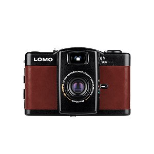 LOMO LC-A+ 35 mm Kamera (25th Anniversary Edition)