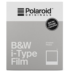 POLAROID ORIGINALS S/W-Film für I-Type