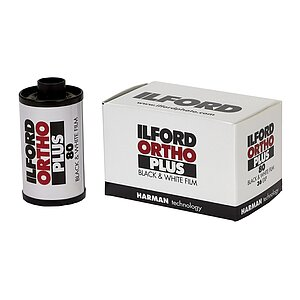 ILFORD ORTHO PLUS 80 135