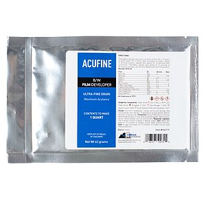 BRANDESS/KALT/AETNA Brandess Acufine Negative Developer To Make 1 Quart (950 ml)