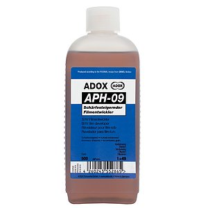 ADOX APH 09 500 ml Concentrate Sharp Working Compensating Developer