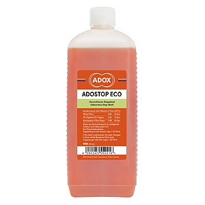 ADOX ADOSTOP ECO Geruchloses Stoppbad mit Indikator 1000 ml Concentrate