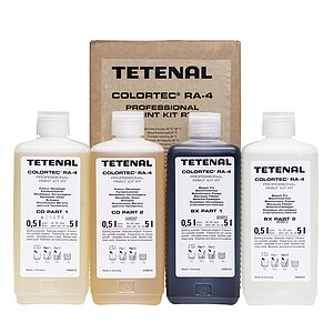 TETENAL Colortec RA-4 Prof. Print Kit Rapid