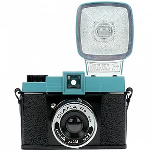 LOMO Lomography: Diana F + Package