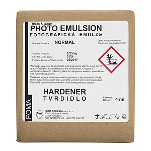 FOMA Photo Emulsion Fomaspeed N 250 ml SPECIAL PRICE