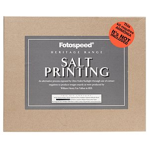 FOTOSPEED Salz-Papierdruck Kit