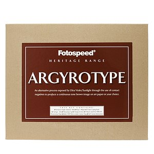 FOTOSPEED Argyrotype Process Kit