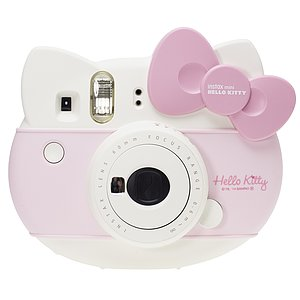 FUJI Instax Mini Hello Kitty Kamera inkl. Batterien und Hello Kitty Tragegurt