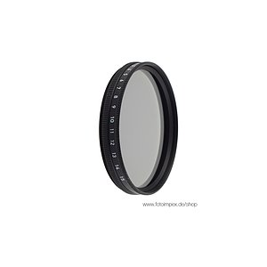 HELIOPAN Polfilter linear - (Set=2St.)54mm